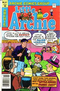 Cover Thumbnail for Little Archie (Archie, 1969 series) #147