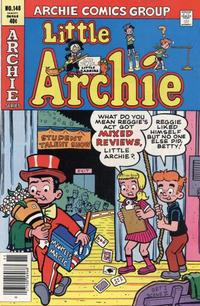 Cover Thumbnail for Little Archie (Archie, 1969 series) #148