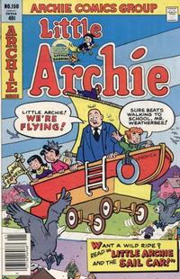 Cover Thumbnail for Little Archie (Archie, 1969 series) #150