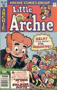 Cover Thumbnail for Little Archie (Archie, 1969 series) #159