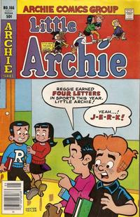 Cover Thumbnail for Little Archie (Archie, 1969 series) #166