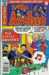 Cover Thumbnail for Little Archie (Archie, 1969 series) #167
