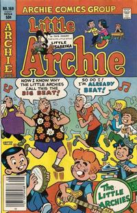 Cover Thumbnail for Little Archie (Archie, 1969 series) #169