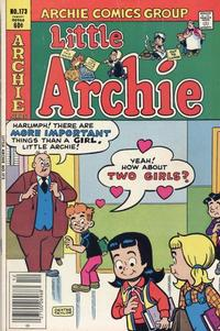 Cover Thumbnail for Little Archie (Archie, 1969 series) #173
