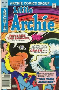 Cover Thumbnail for Little Archie (Archie, 1969 series) #174