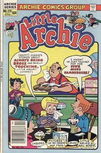 Cover Thumbnail for Little Archie (Archie, 1969 series) #175