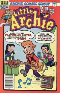 Cover for Little Archie (Archie, 1969 series) #176