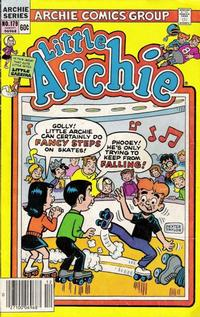 Cover for Little Archie (Archie, 1969 series) #179