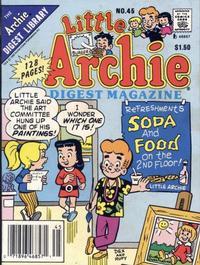 Cover Thumbnail for Little Archie Comics Digest Magazine (Archie, 1985 series) #45