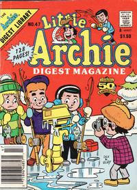 Cover Thumbnail for Little Archie Comics Digest Magazine (Archie, 1985 series) #47