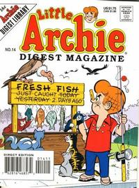 Cover Thumbnail for Little Archie Digest Magazine (Archie, 1991 series) #14 [Direct]