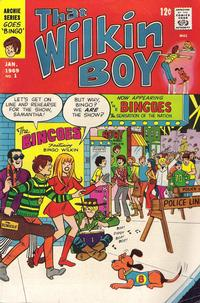 Cover Thumbnail for That Wilkin Boy (Archie, 1969 series) #1