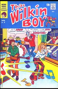 Cover Thumbnail for That Wilkin Boy (Archie, 1969 series) #2