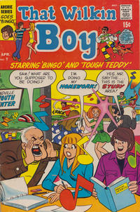 Cover Thumbnail for That Wilkin Boy (Archie, 1969 series) #7