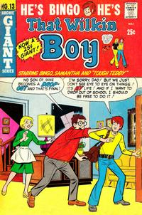 Cover Thumbnail for That Wilkin Boy (Archie, 1969 series) #13