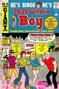 Cover Thumbnail for That Wilkin Boy (Archie, 1969 series) #16