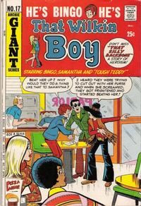 Cover Thumbnail for That Wilkin Boy (Archie, 1969 series) #17