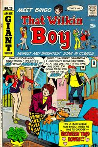Cover Thumbnail for That Wilkin Boy (Archie, 1969 series) #20