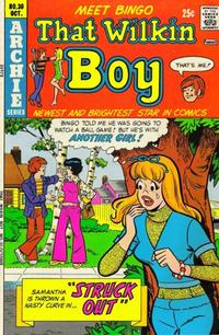 Cover Thumbnail for That Wilkin Boy (Archie, 1969 series) #30