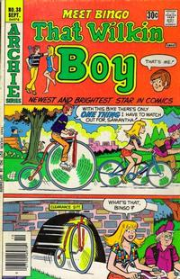 Cover Thumbnail for That Wilkin Boy (Archie, 1969 series) #38