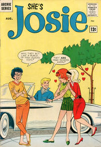 Cover Thumbnail for She's Josie (Archie, 1963 series) #2
