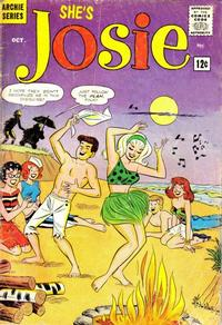 Cover Thumbnail for She's Josie (Archie, 1963 series) #3