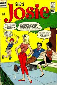 Cover Thumbnail for She's Josie (Archie, 1963 series) #9