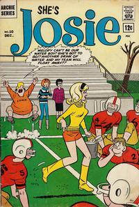 Cover Thumbnail for She's Josie (Archie, 1963 series) #10