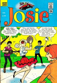 Cover Thumbnail for She's Josie (Archie, 1963 series) #14