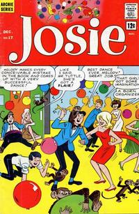Cover Thumbnail for Josie (Archie, 1965 series) #17