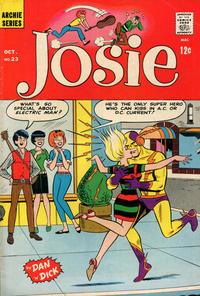 Cover Thumbnail for Josie (Archie, 1965 series) #23
