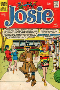 Cover Thumbnail for Josie (Archie, 1965 series) #41