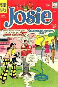 Cover Thumbnail for Josie (Archie, 1965 series) #43