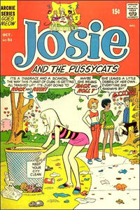 Cover Thumbnail for Josie and the Pussycats (Archie, 1969 series) #51