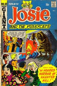 Cover Thumbnail for Josie and the Pussycats (Archie, 1969 series) #62