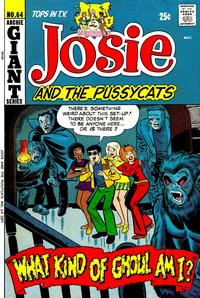 Cover Thumbnail for Josie and the Pussycats (Archie, 1969 series) #64