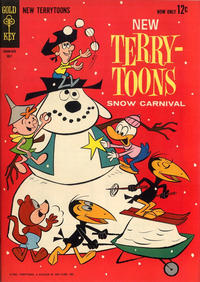 Cover Thumbnail for New Terrytoons (Western, 1962 series) #3