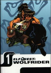 Cover Thumbnail for ElfQuest: Wolfrider (DC, 2003 series) #1