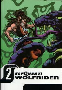 Cover Thumbnail for ElfQuest: Wolfrider (DC, 2003 series) #2