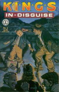 Cover Thumbnail for Kings in Disguise (Kitchen Sink Press, 1988 series) #1