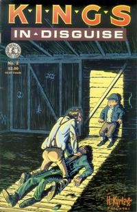 Cover Thumbnail for Kings in Disguise (Kitchen Sink Press, 1988 series) #2