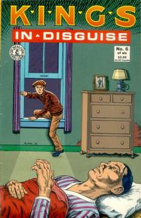 Cover Thumbnail for Kings in Disguise (Kitchen Sink Press, 1988 series) #6