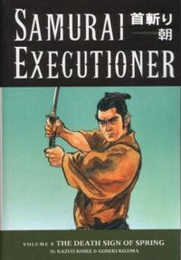 Cover Thumbnail for Samurai Executioner (Dark Horse, 2004 series) #8 - The Death Sign of Spring
