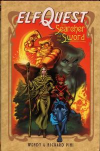 Cover Thumbnail for ElfQuest: The Searcher and the Sword (DC, 2004 series)