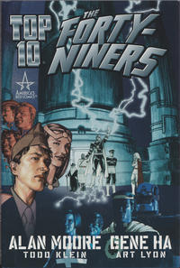 Cover Thumbnail for Top 10: The Forty-Niners (DC, 2005 series)