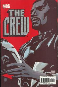Cover Thumbnail for Crew (Marvel, 2003 series) #1
