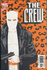 Cover Thumbnail for Crew (Marvel, 2003 series) #2