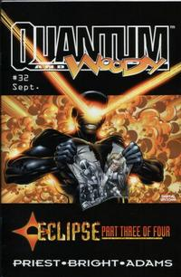 Cover Thumbnail for Quantum & Woody (Acclaim / Valiant, 1997 series) #32