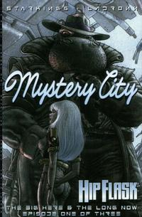Cover Thumbnail for Hip Flask Mystery City (Active Images, 2005 series)