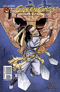 Cover Thumbnail for Silken Ghost (CrossGen, 2003 series) #2